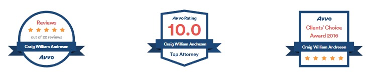 About Craig W Andresen – Andresen Law